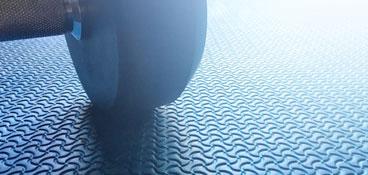 Garage Floor Rubber Coating